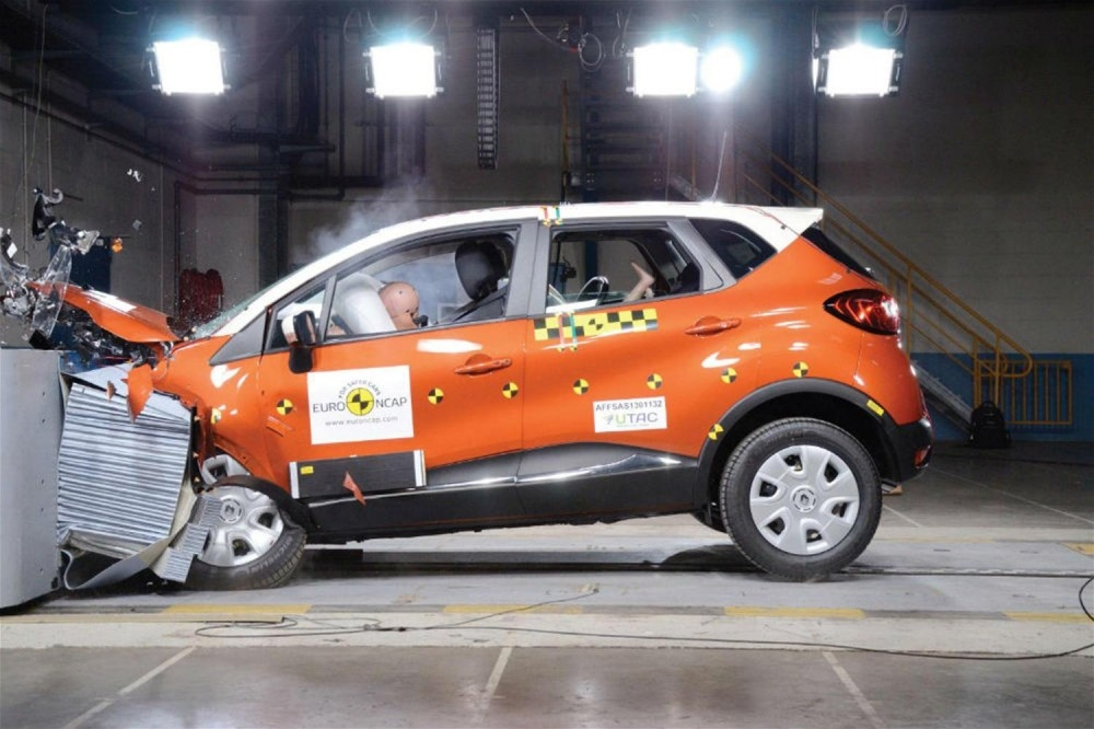 Crash Tests – What Do They Tell You?