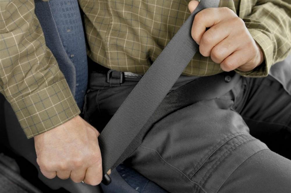 Wear A Seatbelt On Every Journey