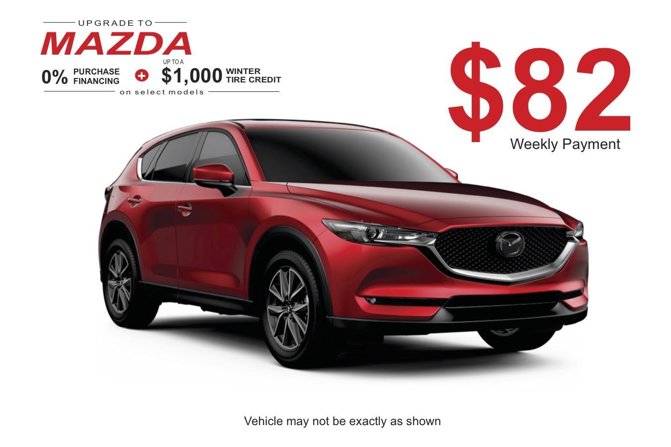 2017 Mazda CX-5 GX Fwd