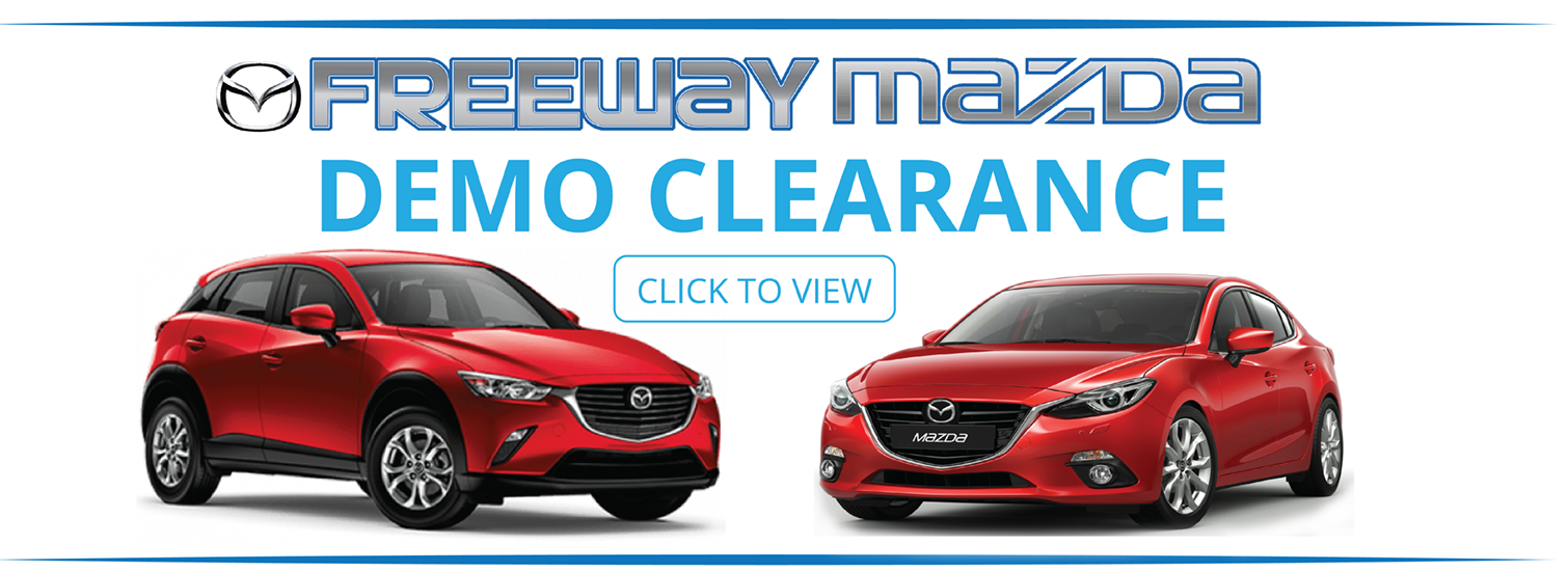 Freeway Mazda - Demo Clearance