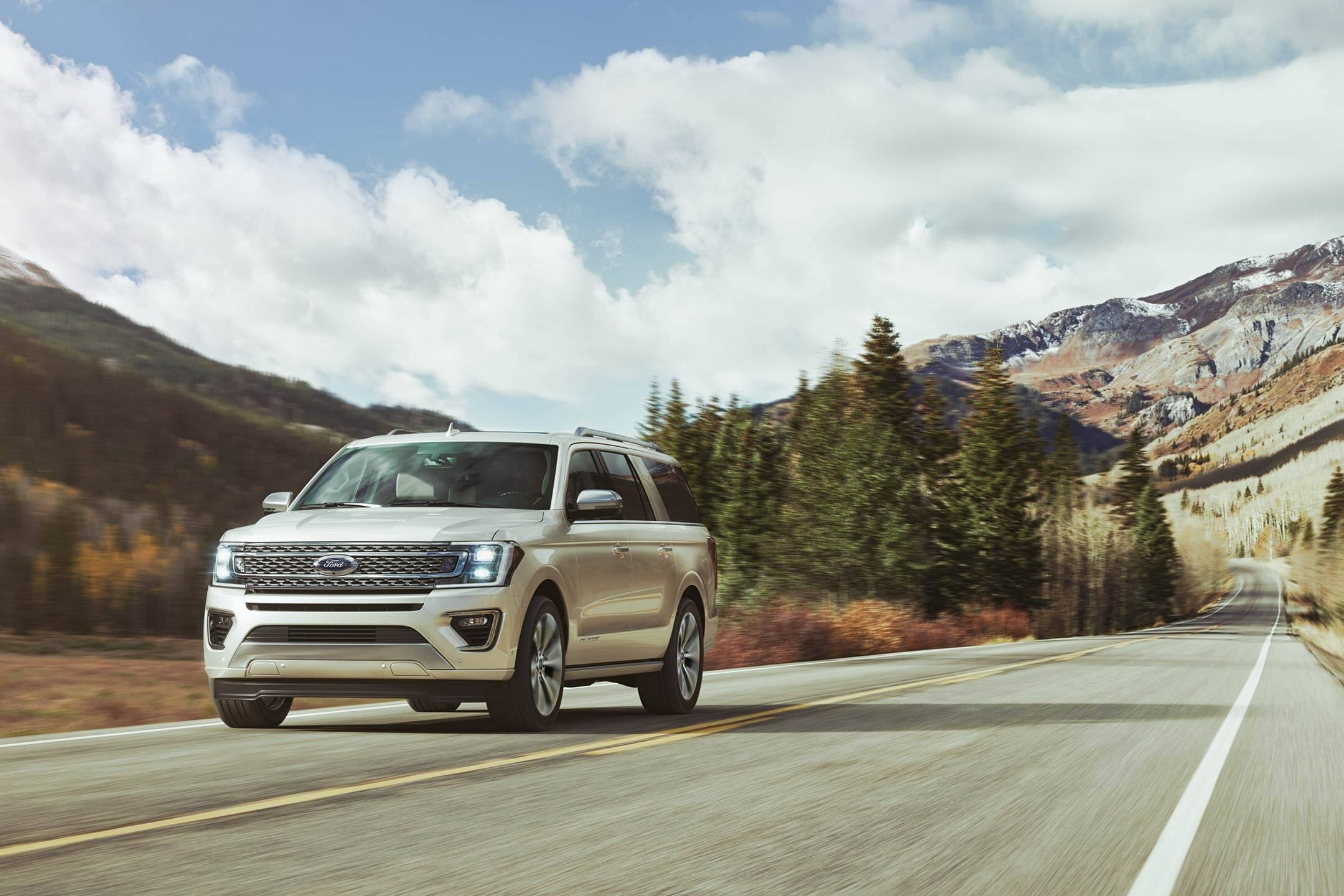 2020 Ford Expedition MAX | Southern California Ford Dealers