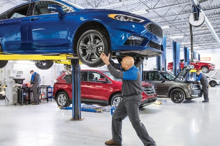 certified pre-owned Ford vehicles