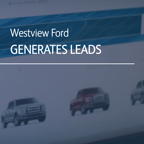 Westview Ford Success Story