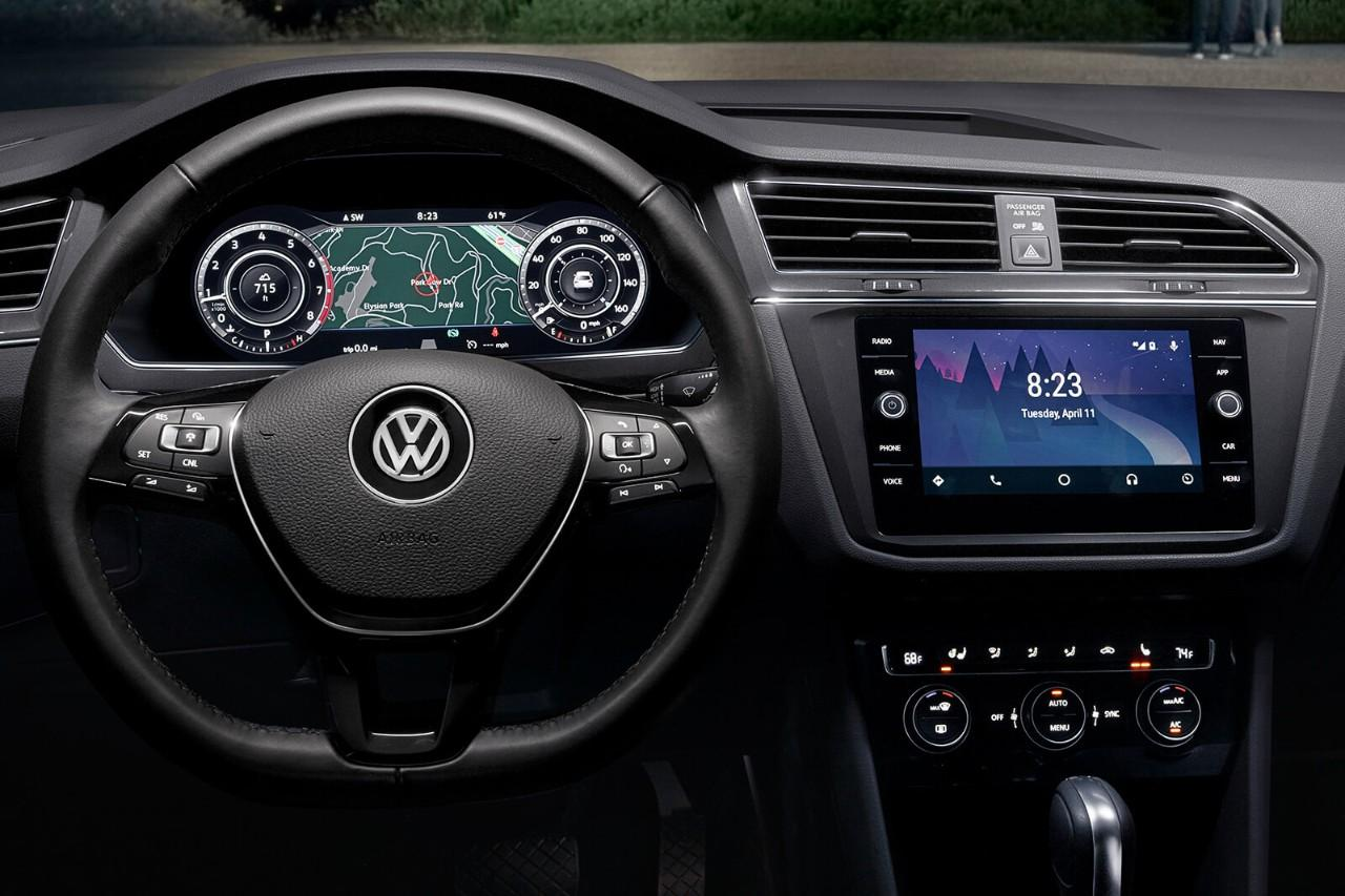 All-new 2018 volkswagen Tiguan
