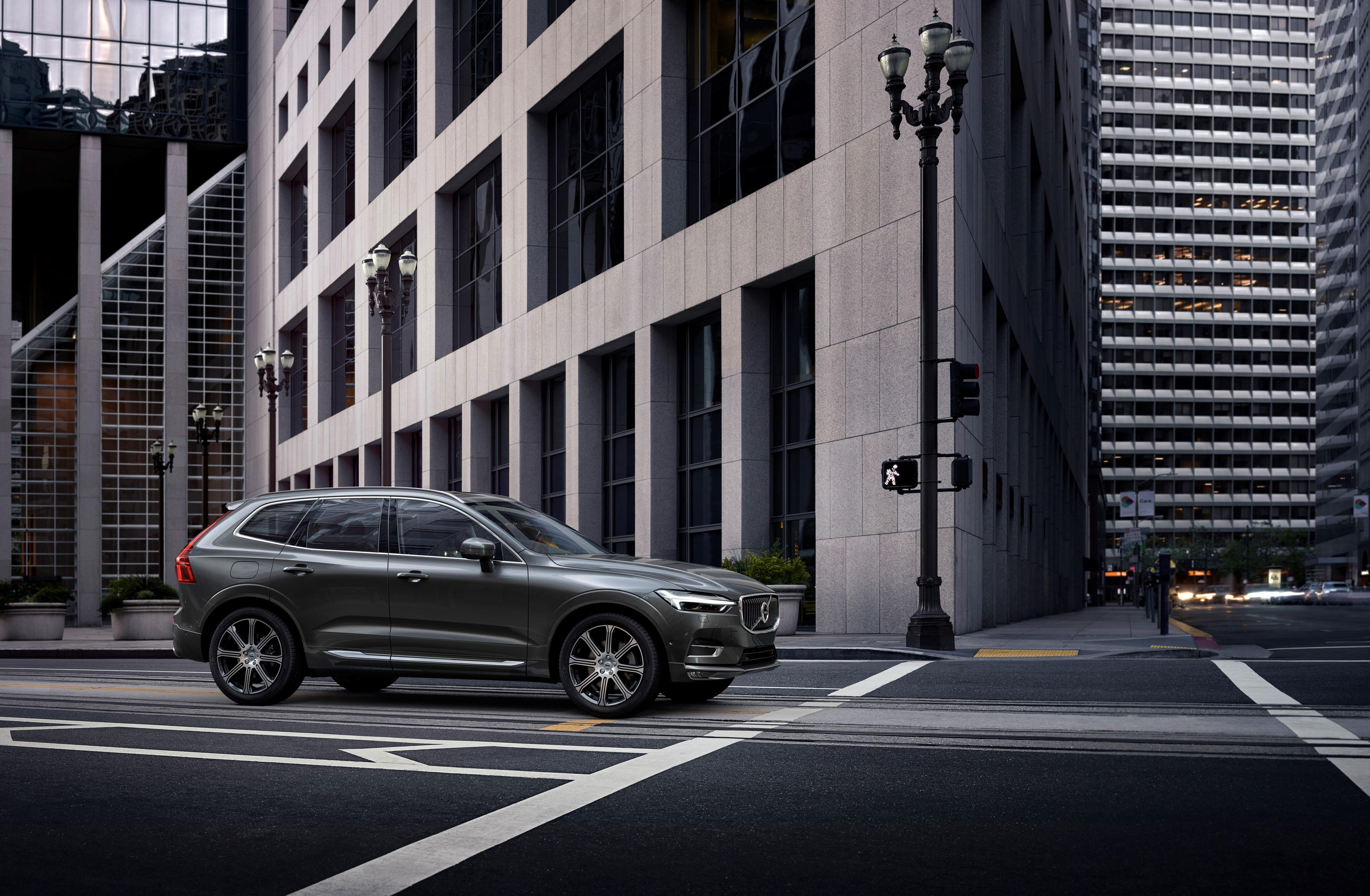 2018 Volvo XC60 is the World Car of the Year