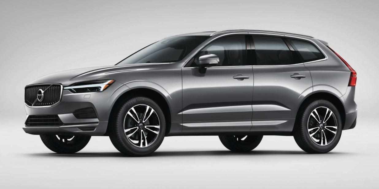 Explore the trims of the all-new 2018 XC60.