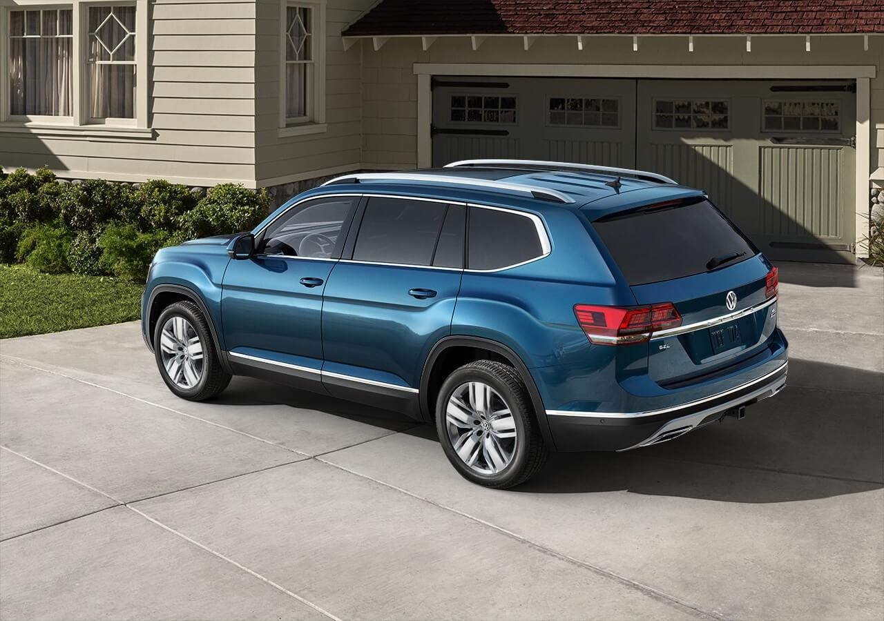 New 2018 Volkswagen Atlas Full Size Suv Vw