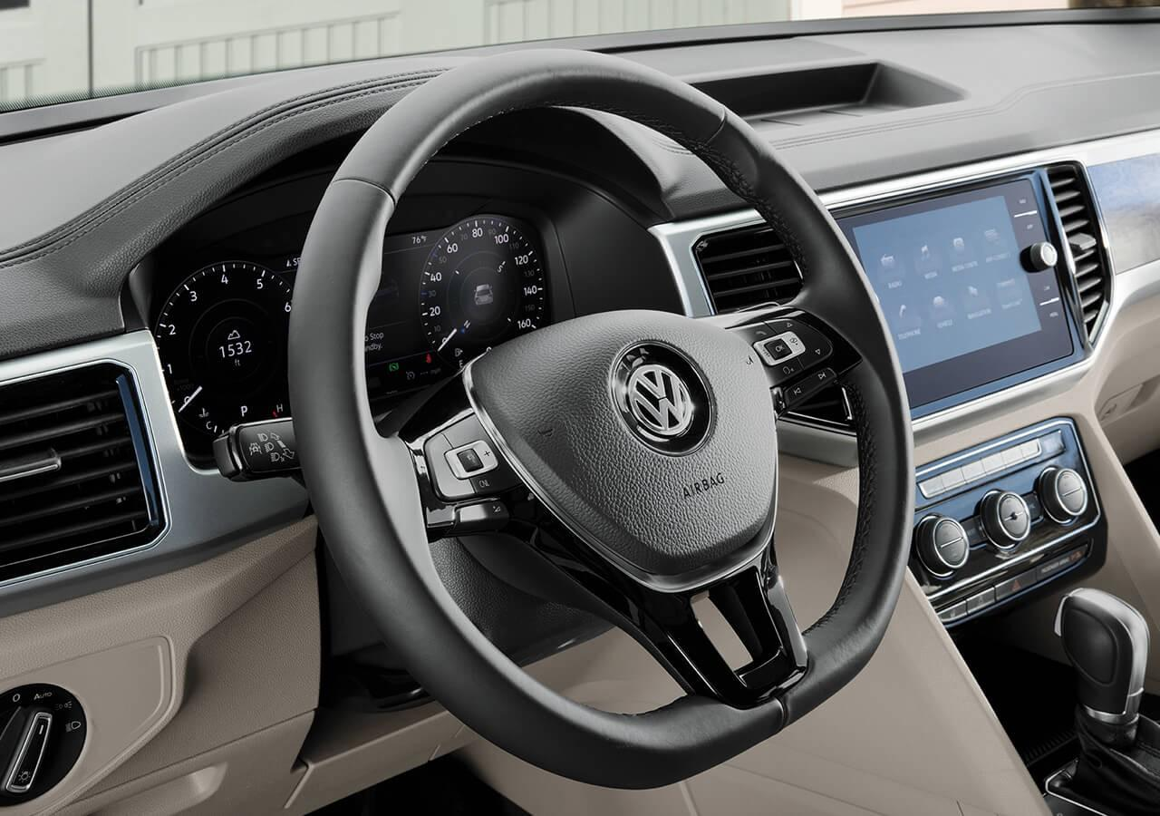 2018 VW Atlas Interior