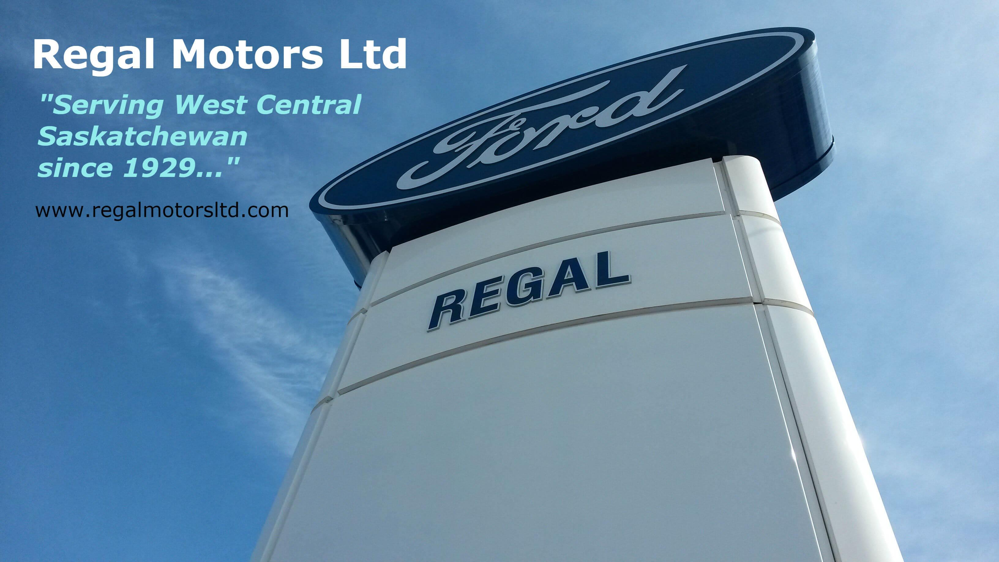 Regal Motors since 1929