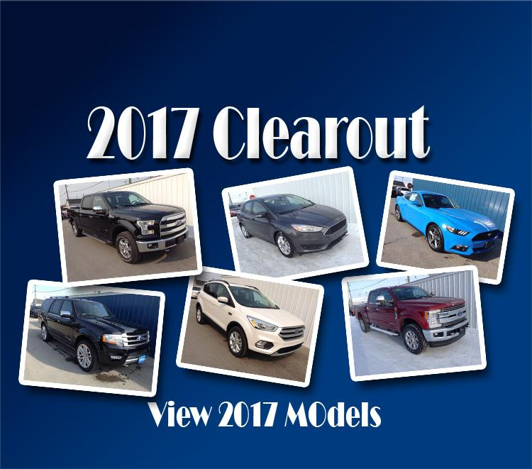 2017 Ford Clearout