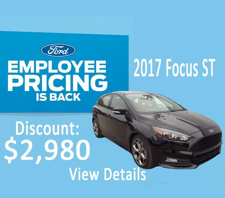 2017 Focus ST