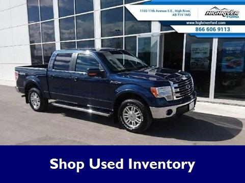 High River Ford Used Inventory