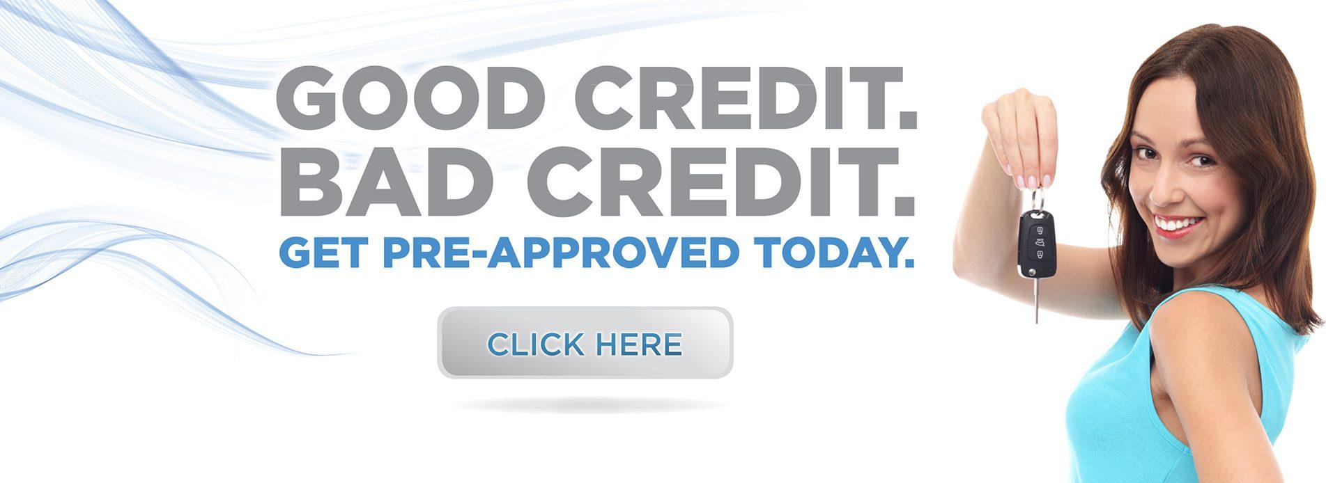 Good Credit? Bad Credit? Get Approved at Zender Ford!