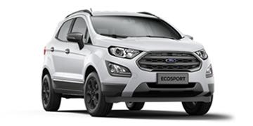 Ford Ecosport Versões