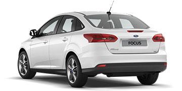 Ford Versões Focus Fastback