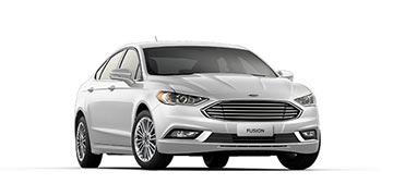 Ford Fusion Versões