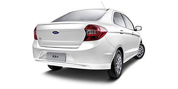 Ford Ka Plus Versões