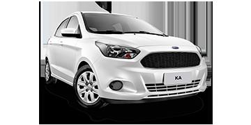 Ford Versões Ka