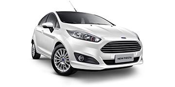 Ford Fiesta Hatch Versões