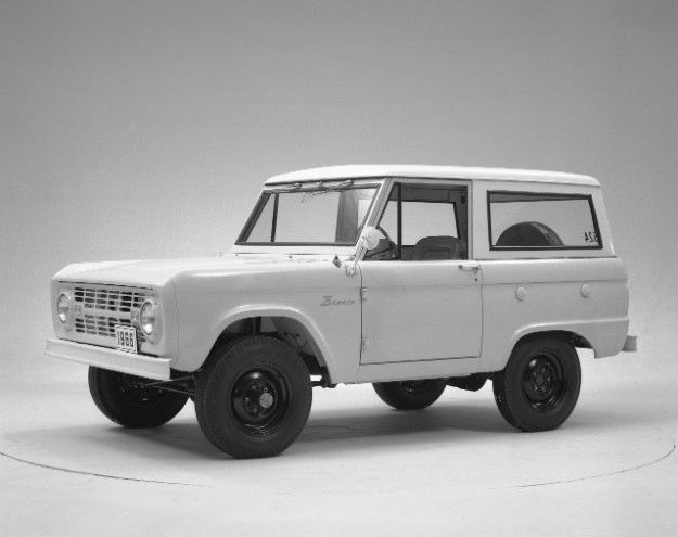 History of the Ford Bronco