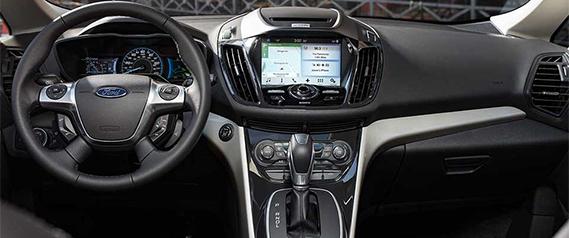 Ford C-Max Energi SoCal