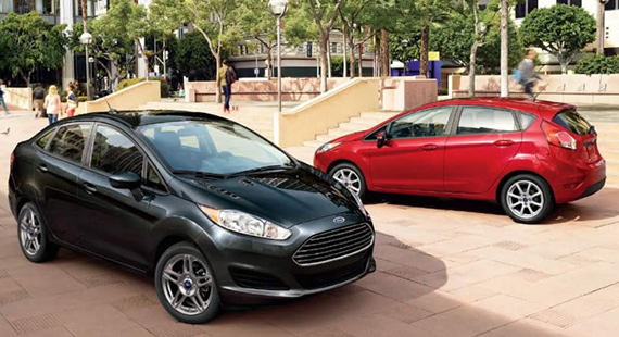 Ford Fiesta Southern California