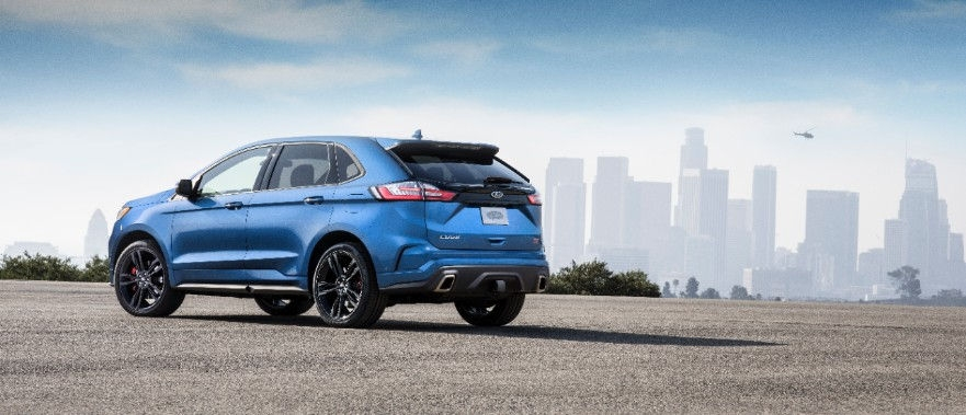 All-new 2019 Ford Edge SUV unveiled