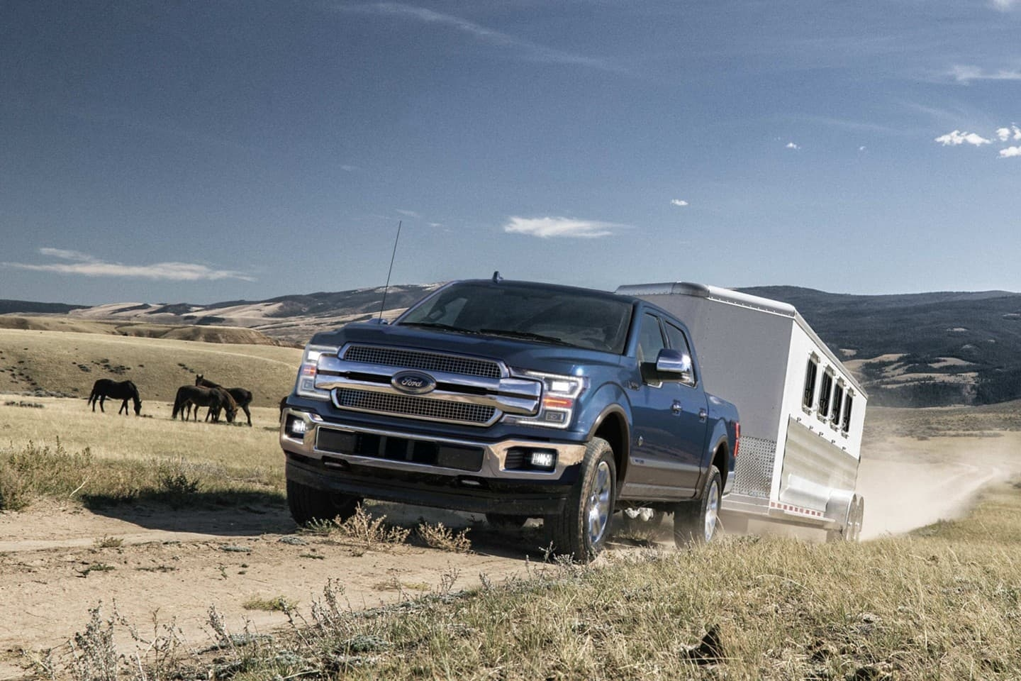 ford f series towing capacity