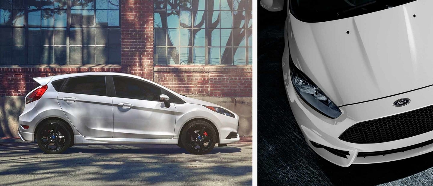 2019 Ford Fiesta Models and Specs