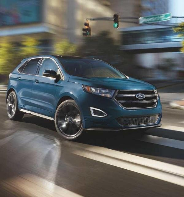 2017 ford edge vs 2017 hyundai santa fe. Black Bedroom Furniture Sets. Home Design Ideas