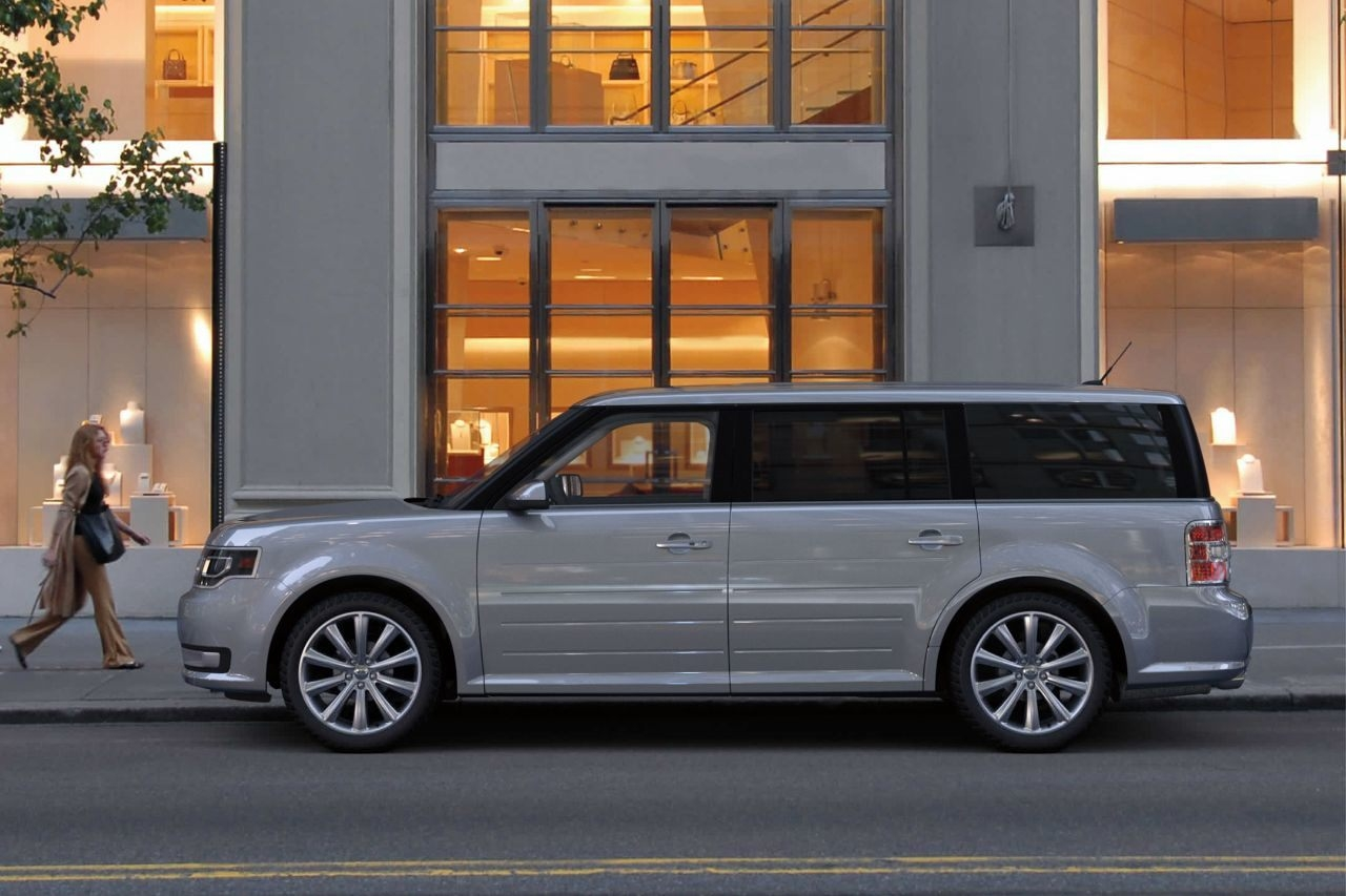 Does The 2019 Ford Flex Have 3rd Row Seating