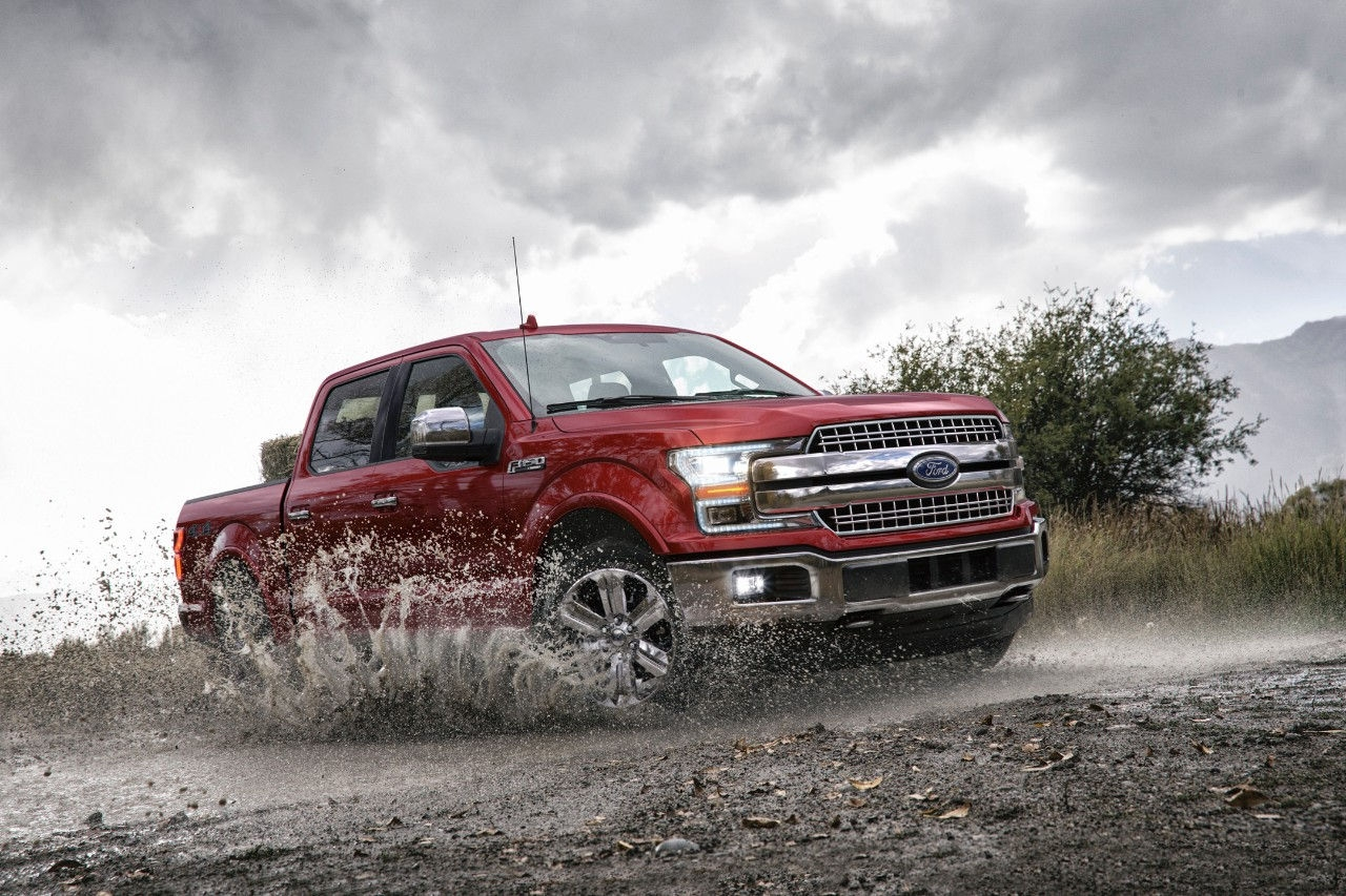 Ford F-150 vs. the Competition