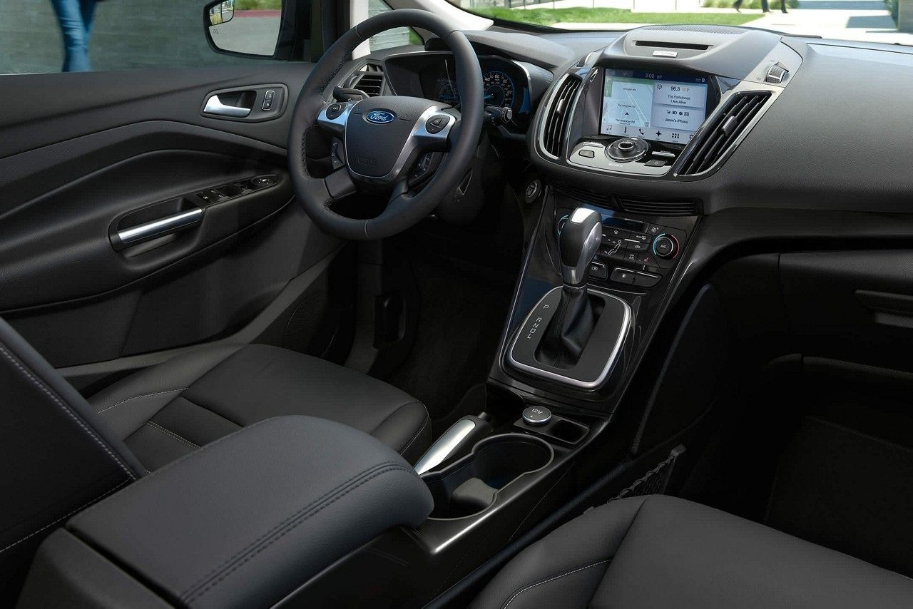 Get to know the 2018 C-Max