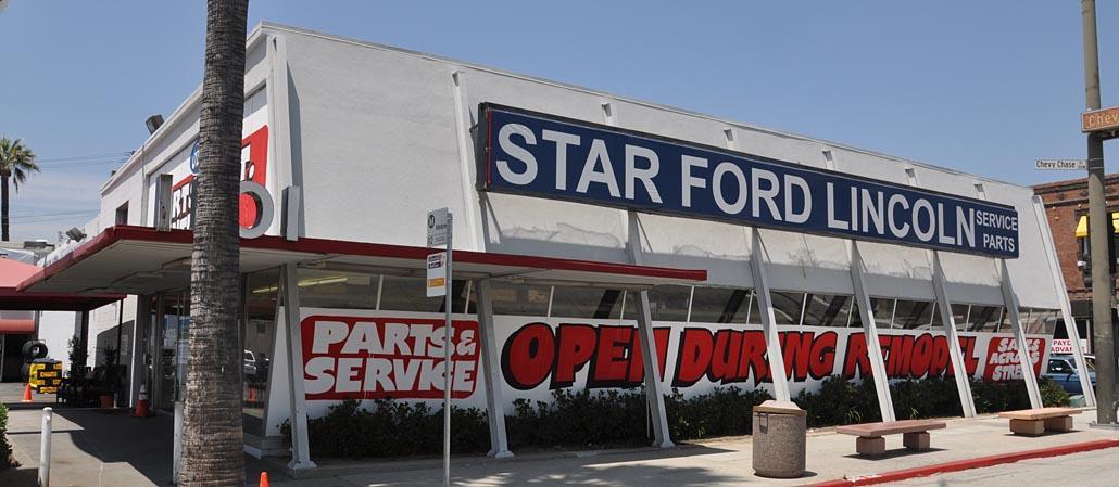 Star Ford 1