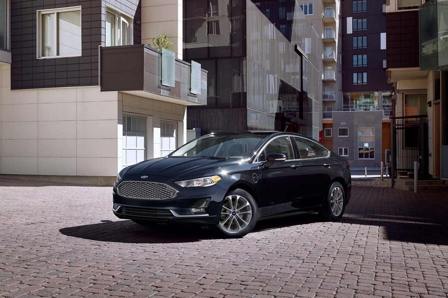 Ford Electric and Hybrid Cars