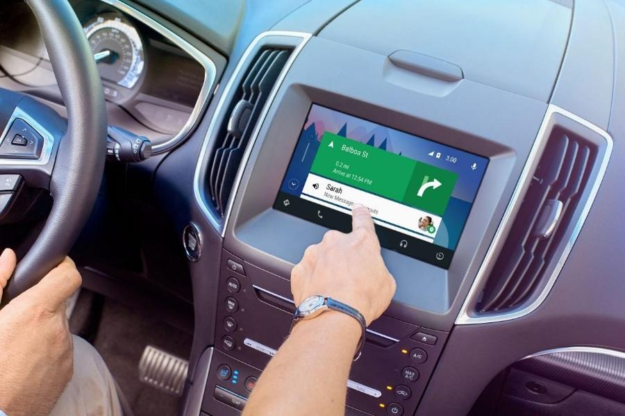 Ford's SYNC 3.0