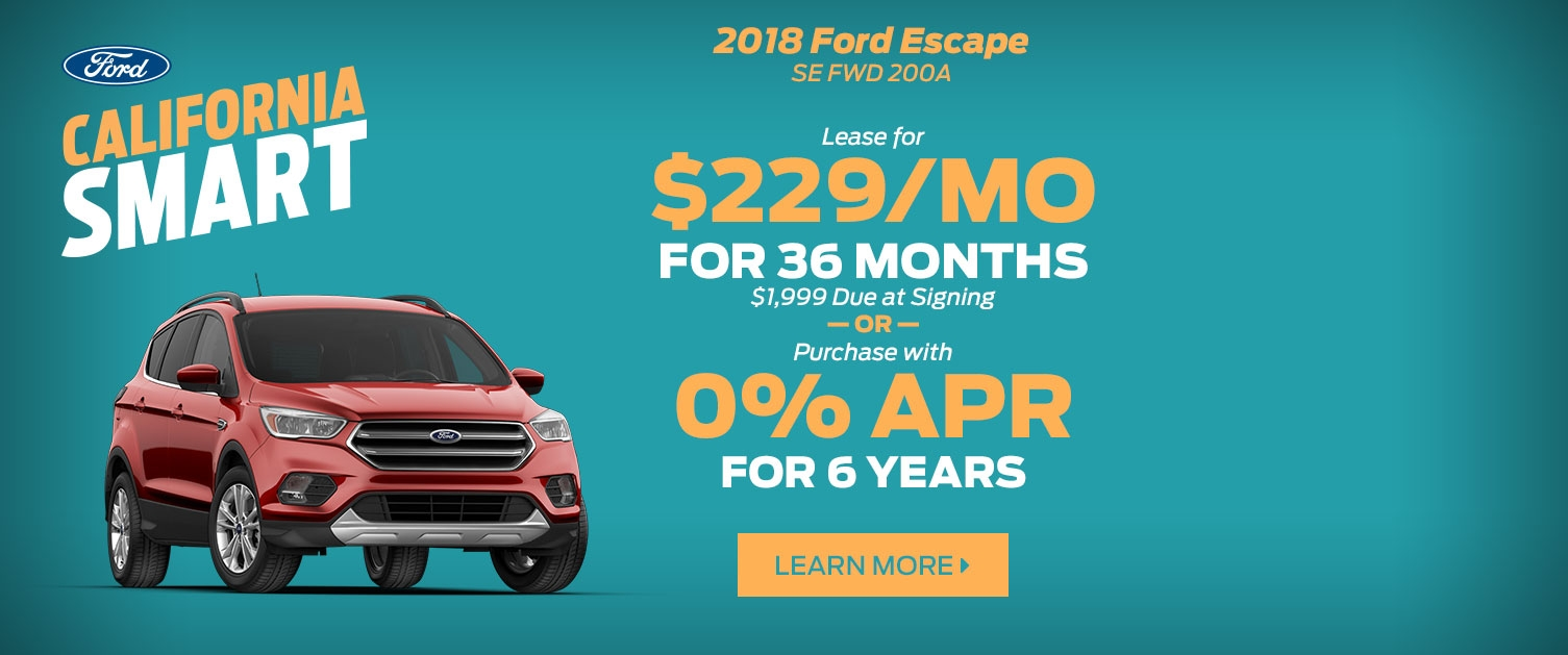 Ford Transit Connect Dealerships Southern California >> Ford Cars, Trucks and SUVs in Southern California | SoCal Ford Dealers