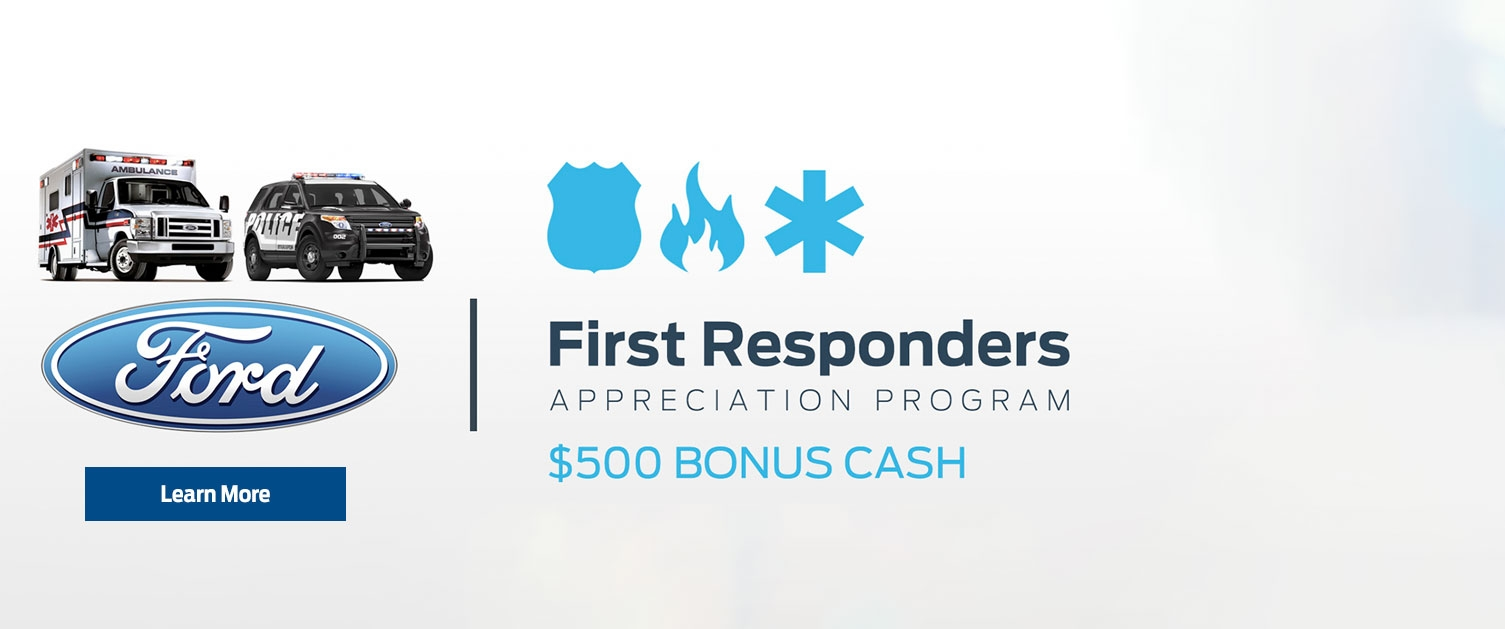 First Responders Appreciation Cash