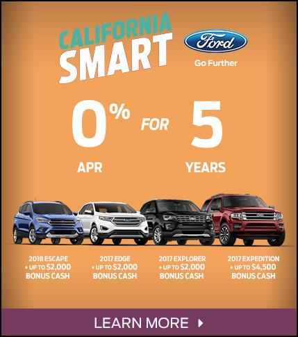 SUV Finance Offer