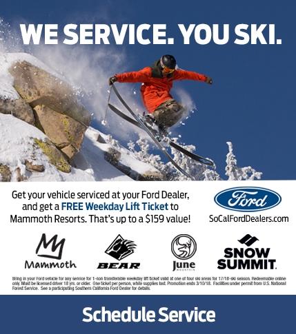 Ski for Free!