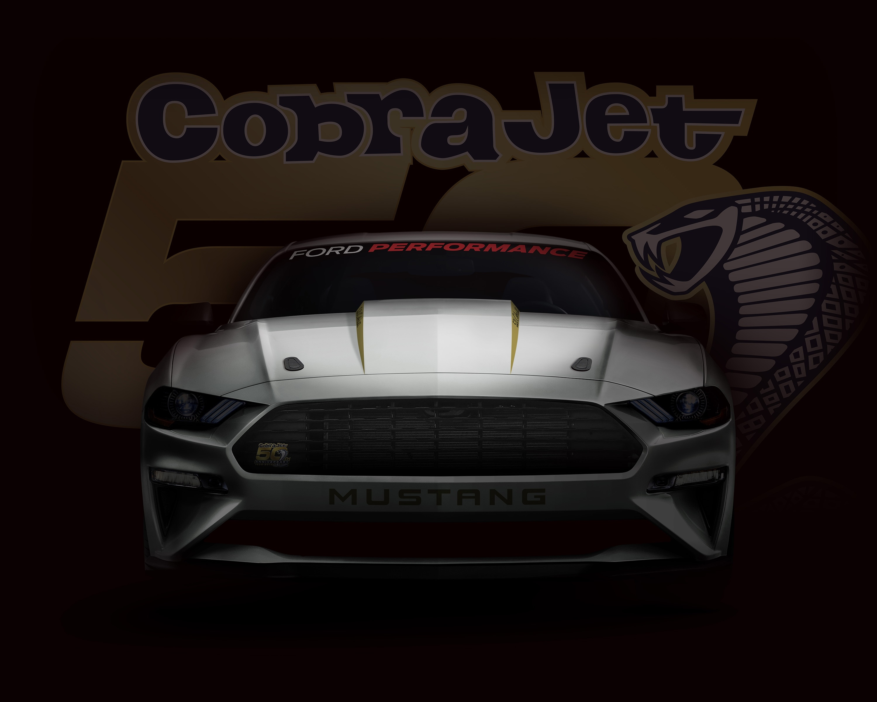 The 2018 Mustang Cobra Jet is the Fastest Yet