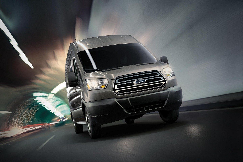 2019 Ford Transit Cargo Van