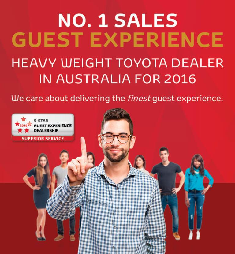 No. 1 Sales