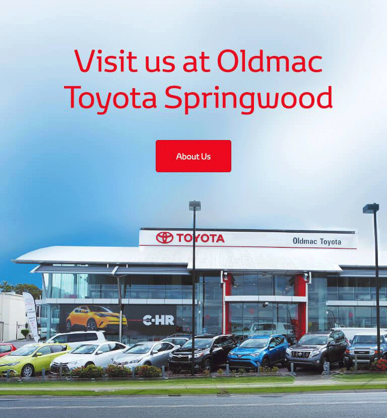 Oldmac Toyota Springwood