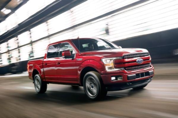 2018 Ford F150 Truck - Wayne Pitman Ford Lincoln