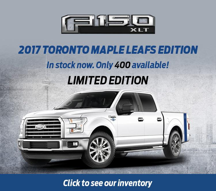 F-150 maple leafs
