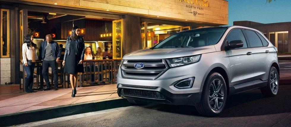 2018 Ford Comparisons: Ford Escape vs Ford Edge