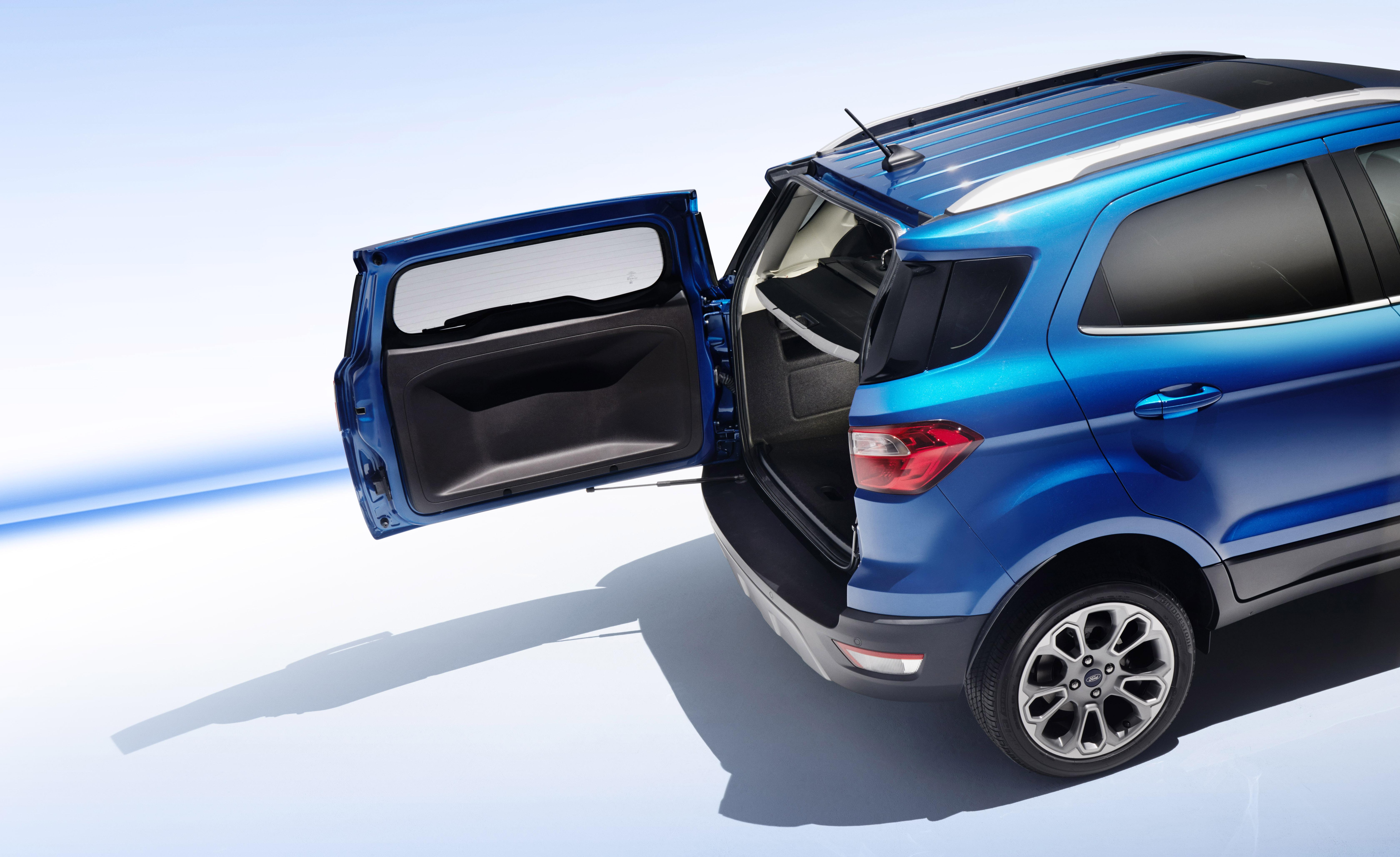 All-new 2018 Ford EcoSport Compact SUV