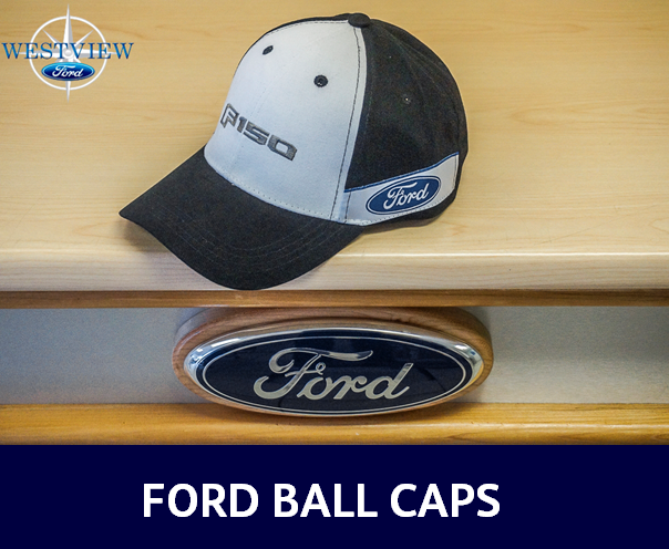 Ford Ball Caps - Westview Ford