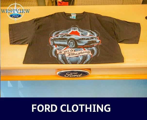 Ford Clothing Westview Ford
